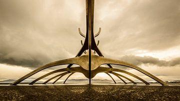 Vikingschip van Denis Feiner
