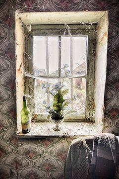 Uitzicht met een wijntje sur Rens Bok