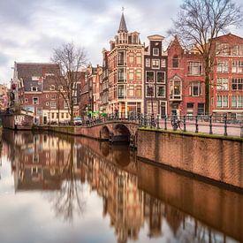 Amsterdam, Cityview van Lorena Cirstea