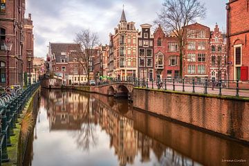 Amsterdam, Cityview sur Lorena Cirstea