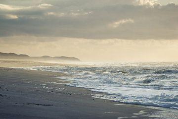 Sylter Nordseeküste von Beate Zoellner