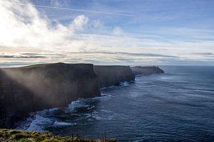 Cliffs of Moher van