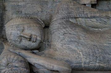 Le Bouddha endormi sur Gert-Jan Siesling