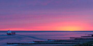 vers l'horizon sur Niels Eric Fotografie