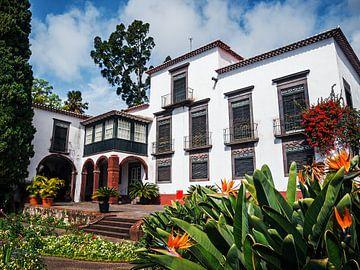 Madeira - Museu Quinta das Cruzes van Alexander Voss