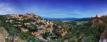 Gordes (France) Panorama