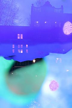 Blauer Abend von Marianna Pobedimova