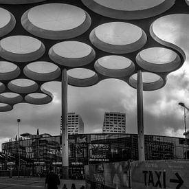 Stationsgebied Utrecht. van Robin Pics