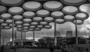 Stationsgebied Utrecht.