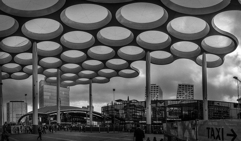 Stationsgebied Utrecht. van Robin Pics (verliefd op Utrecht)