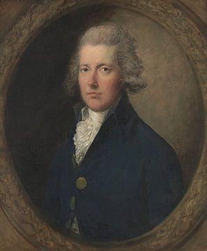 William Pitt, Thomas Gainsborough, Deutschland