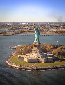 Vrijheidsbeeld, New York van