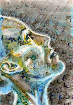 Briefhoofd van ART Eva Maria