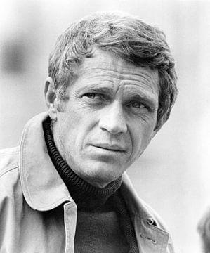 Steve McQueen, Bullitt (1968) van Bridgeman Images