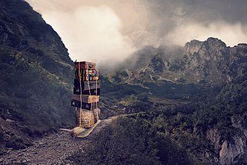 Wanderlust van Elianne van Turennout