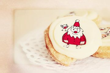 Weihnachtsmannplätzchen von Heike Hultsch