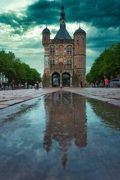 De Waag Deventer van peterheinspictures