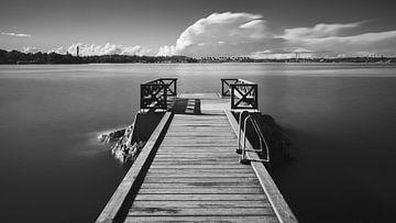 Anlegestelle in Schweden von Henk Meijer Photography