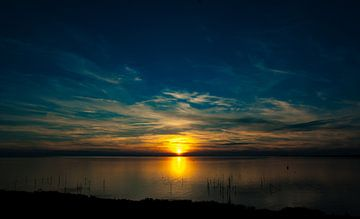 zonsondergang von Frencis van Run