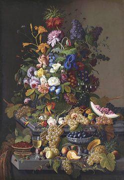 L'abondance de la nature, Severin Roesen