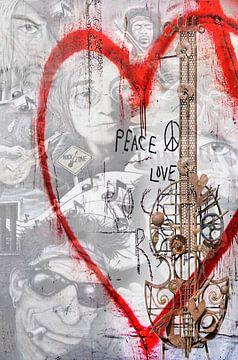 Love & Peace von Joachim G. Pinkawa