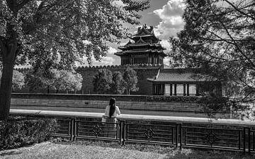Ein Blick auf Peking von Stijn Cleynhens