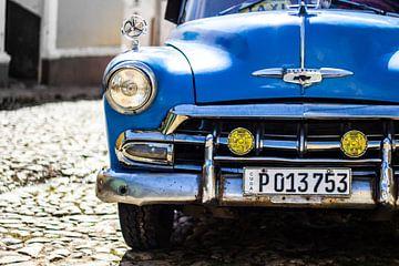 Oldtimer in Cuba von Marieke e