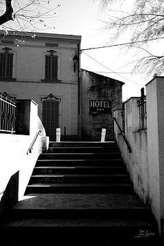Place des Lices Saint-Tropez von Tom Vandenhende