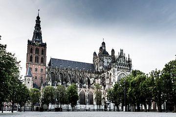 St. Johannes-Kathedrale 's-Hertogenbosch von Anne van Doorn
