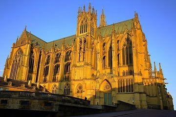 Kathedrale Saint-Étienne Metz van