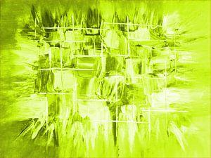Explosion grün