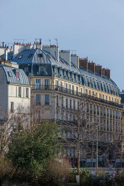 Parijs, grandeur royale van Patrick Verhoef
