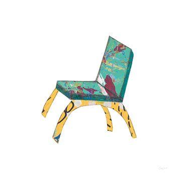 Mod chairs III, Courtney Prahl van Wild Apple