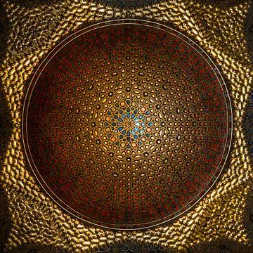 El Real Alcázar de Sevilla van Jan de Vries