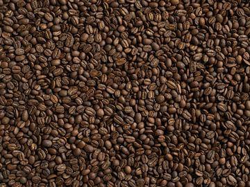 Koffiebonen  - I van Mariska Vereijken