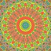 Mandala Stil 71 von Marion Tenbergen Miniaturansicht