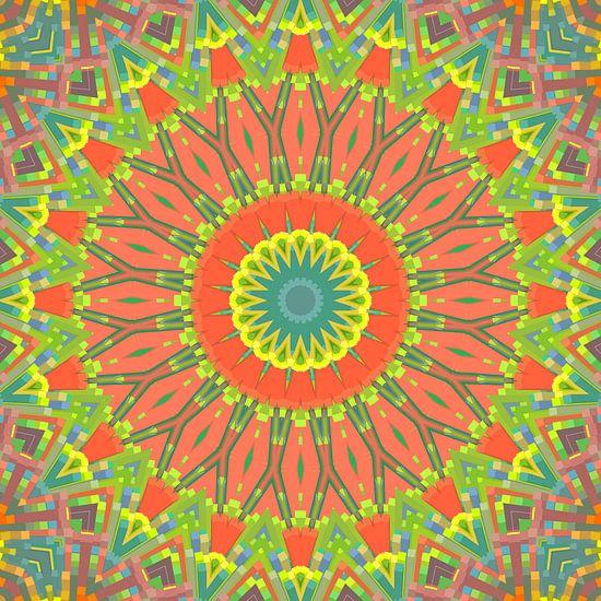 Mandala Stil 71