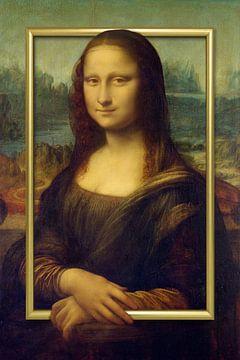 Mona, Reframed von Marja van den Hurk