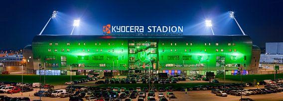 Panorama Kyocera Stadion, ADO Den Haag van Anton de Zeeuw