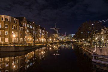 Molen de Valk Leiden von Dirk van Egmond