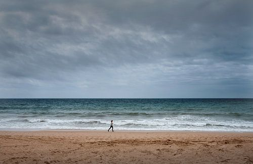 Loneliness at the Beach