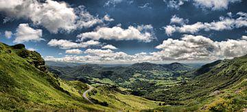 Auvergne van Tineke Visscher
