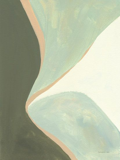 Retro Abstract III, Danhui Nai