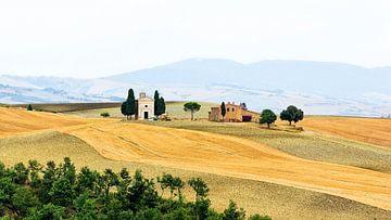Toscane Landschap van willem kuijpers