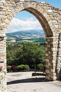 Italië bij Castel San Maria