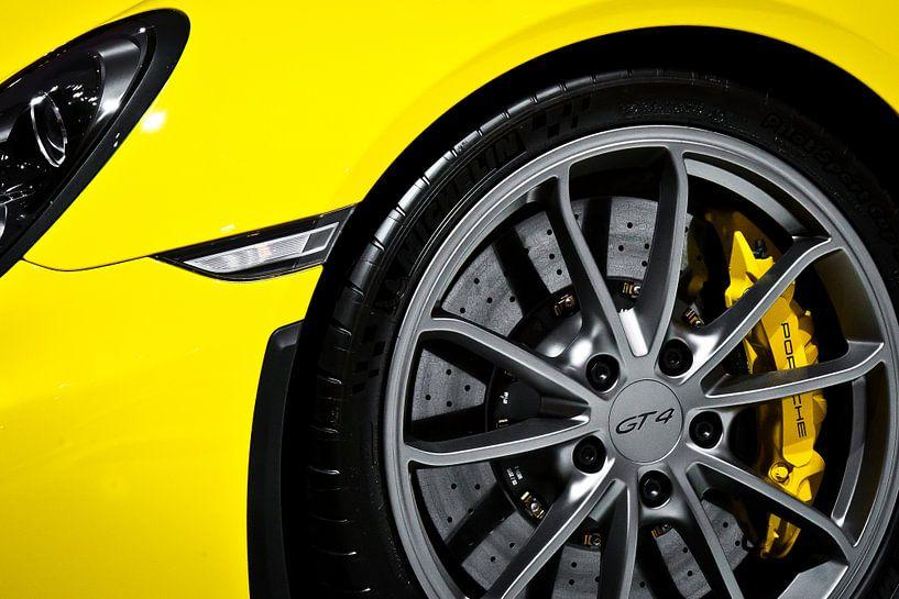 Porsche  von Rene Jacobs