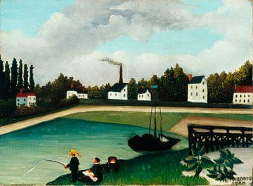 Familie Fischen, Henri Rousseau