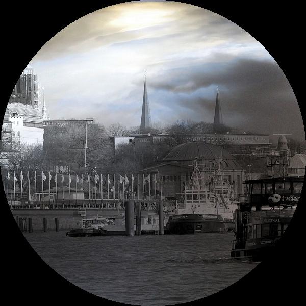 Panoramic piers van Peter Norden