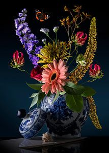 Royal Flora von Sander Van Laar