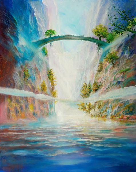 Fussbrücke van Silvian Sternhagel